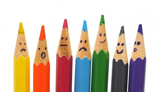 BIGSTOCK PHOTO: Happy group of pencil faces as social network isolated on white by inxti, Stock Photo 26716901
